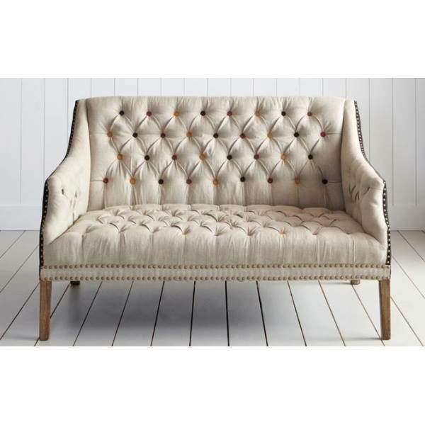 white Chester field royal sofa